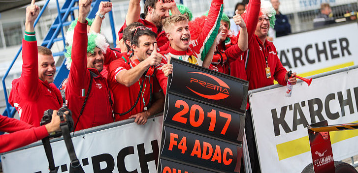 ADAC Formula 4 champion Vips: Consistency was key