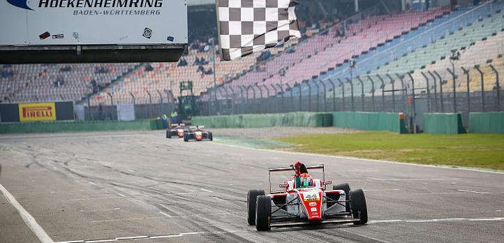 Juri Vips crowned ADAC Formula 4 champion