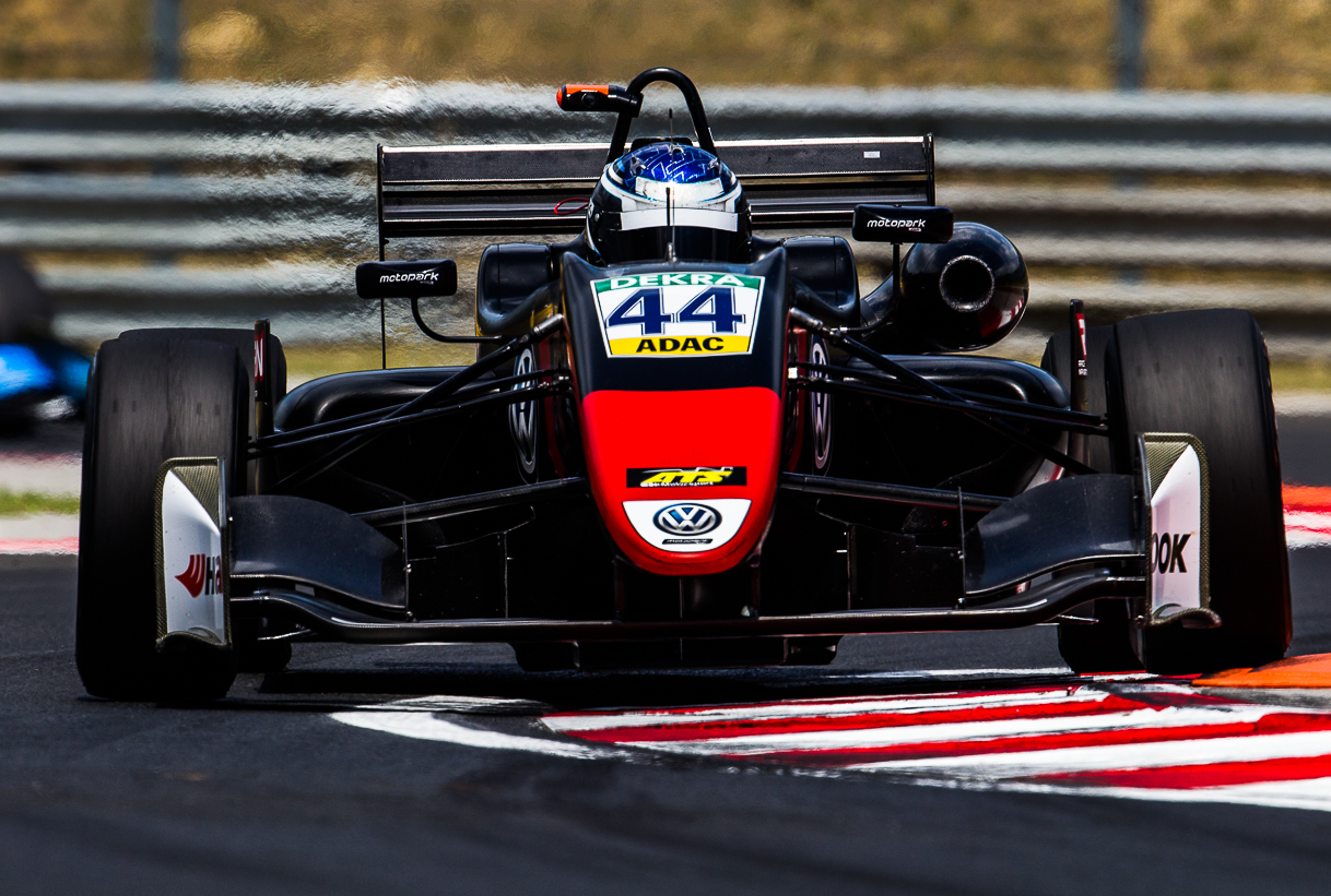 Jüri Vips claims double rookie podium in Hungary